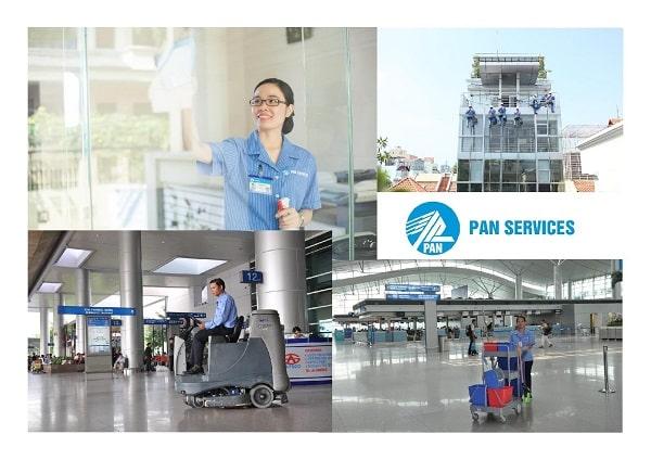 Pan Services Hà Nội - công ty vệ sinh công nghiệp Nhật Bản uy tín