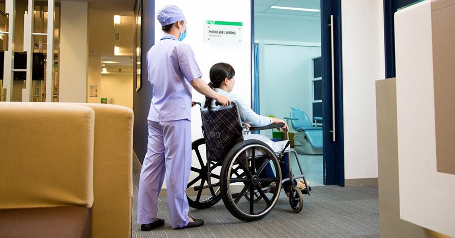 Dịch vụ hộ lý bệnh viện