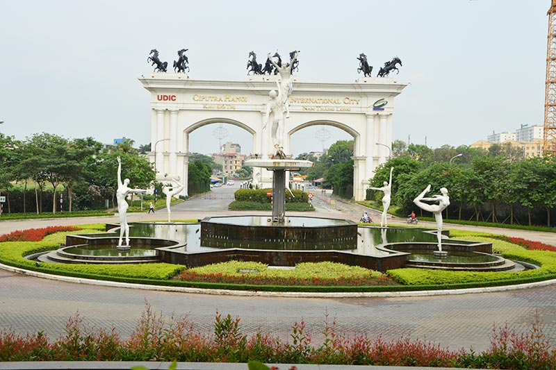 Khu đô thị Ciputra Hà Nội