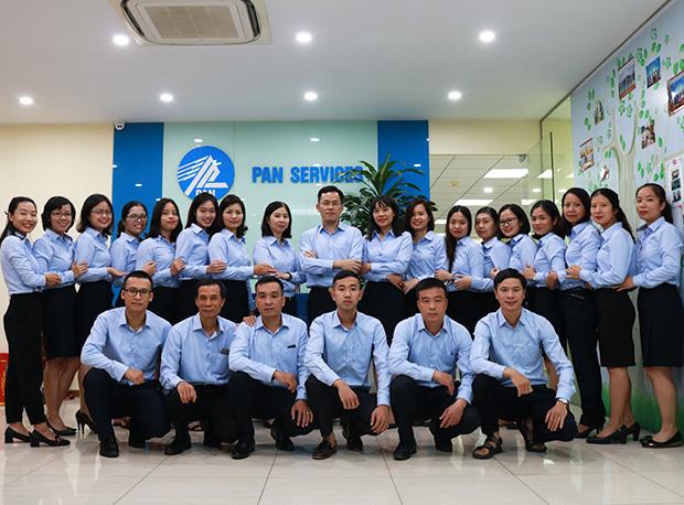 Liên hệ Pan Services Hà Nội