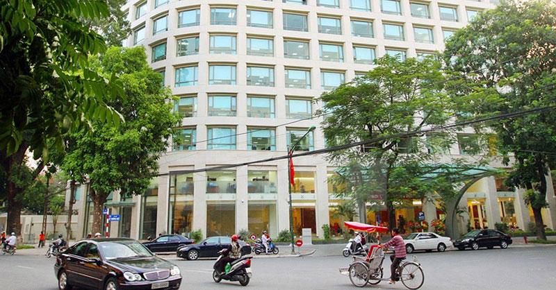 Tòa nhà Thông Tấn Xã Việt Nam