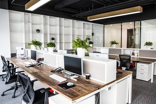 Hệ thống cơ sở vật chất văn phòng