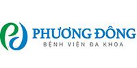 logo bệnh viện đa khoa Phương Đông